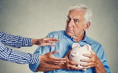 Will there be trouble ahead for those not saving enough for their retirement?