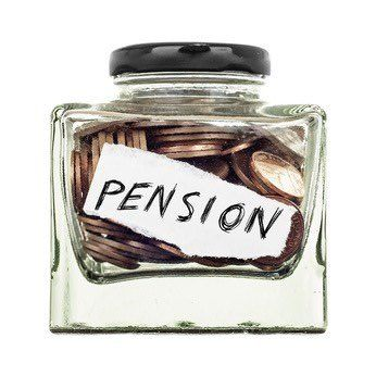 Pension jar