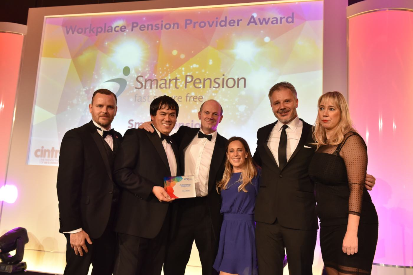 Smart Pension wins best workplace pension award