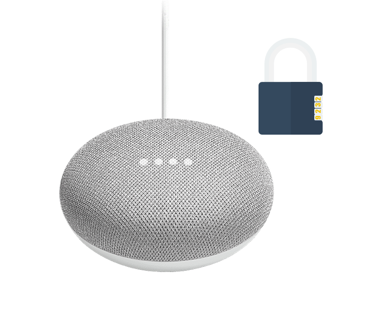 Secure google home