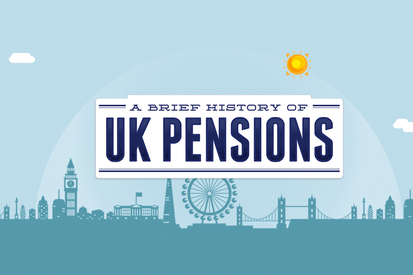 A Brief History of UK Pensions - Animated